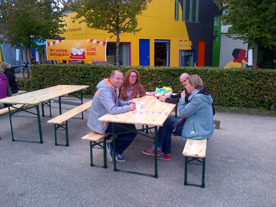Burendag 2015 Speeltuin Floragaarde Haarlem