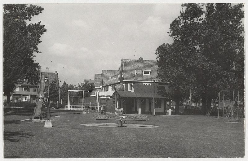 Mariagaarde Speeltuin Floragaarde Haarlem